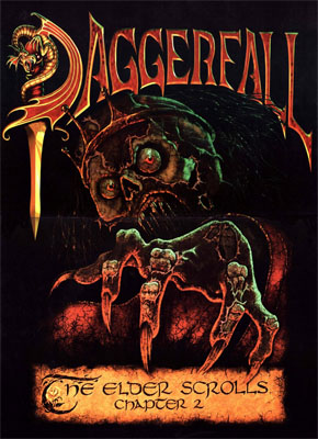 TES II Daggerfall Download