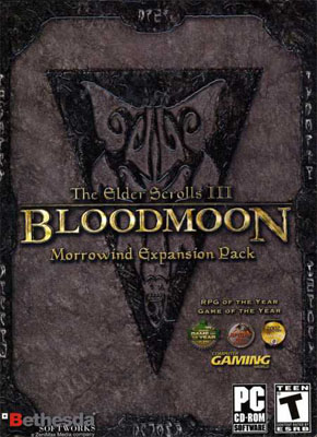 The Elder Scrolls III Bloodmoon free download