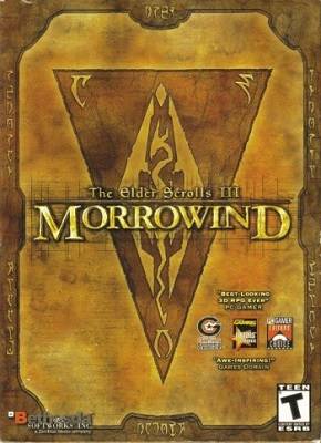 The Elder Scrolls III: Morrowind [PC]