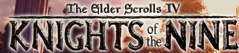 The Elder Scrolls IV Knights of the Nine Download