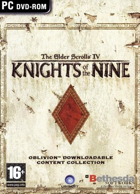 The Elder Scrolls IV Knights of the Nine crack