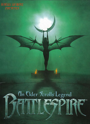 An Elder Scrolls Legend Battlespire game download