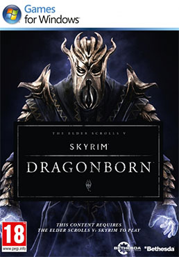 TES V Skyrim Dragonborn Free Download